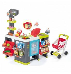 Smoby Maxi market z wózkiem 350215