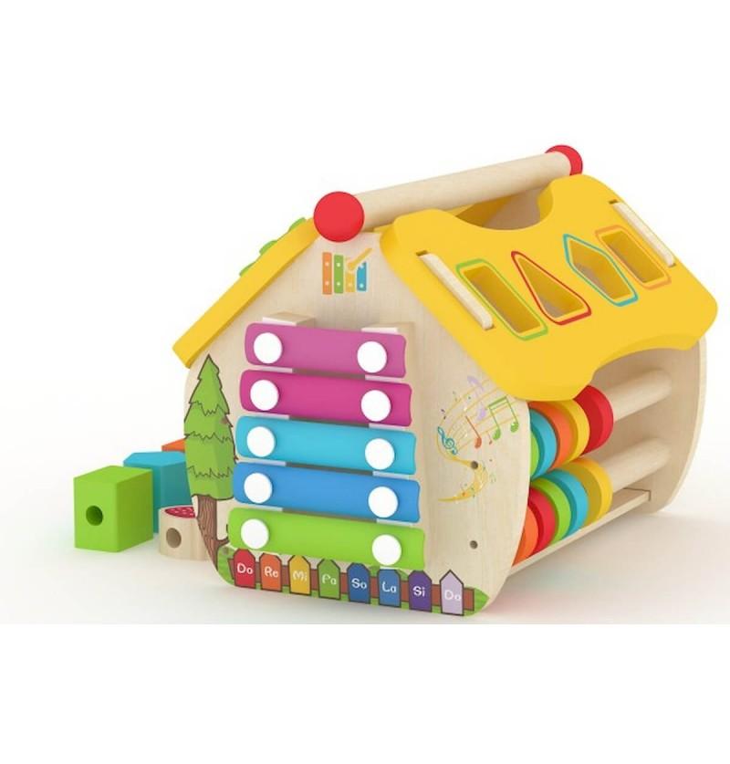 Smily Play- AC6622 Domek Aktywizujący