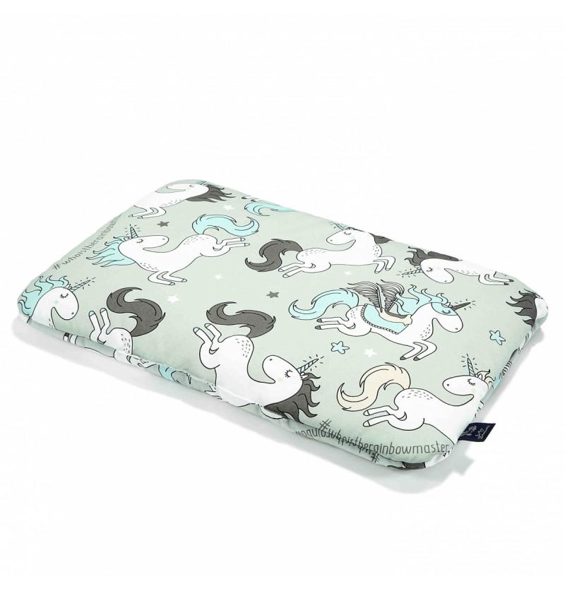 La Millou Poduszka Bed Pillow Unicorn Rainbow Knight by Maja Bohosiewicz
