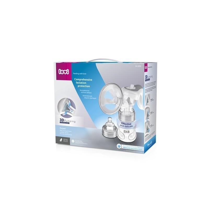 Lovi 50/030 laktator ręczny Expert 3D Pumping