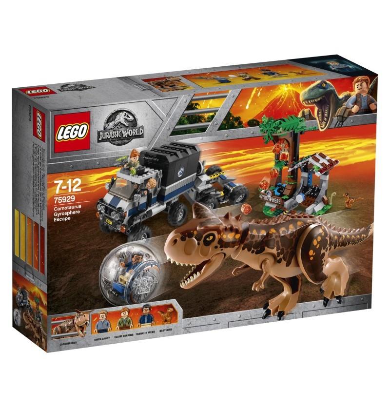 Lego Jurassic World 75929 Ucieczka przed karnotaurem