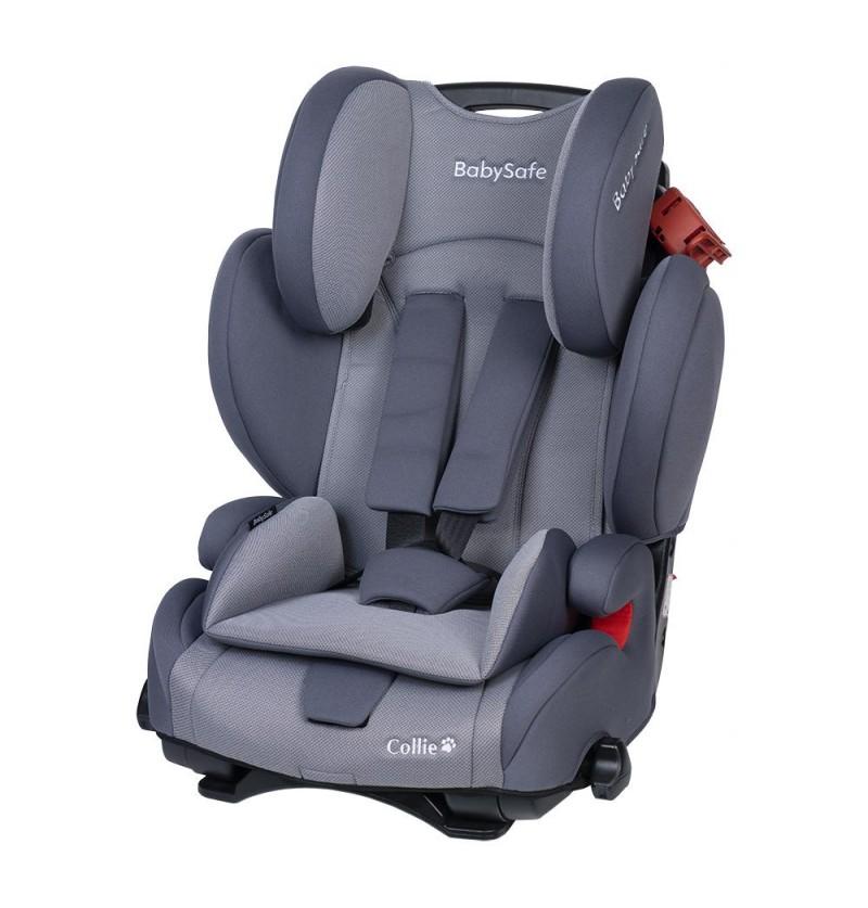 Fotelik Samochodowy BabySafe Collie 9-36kg