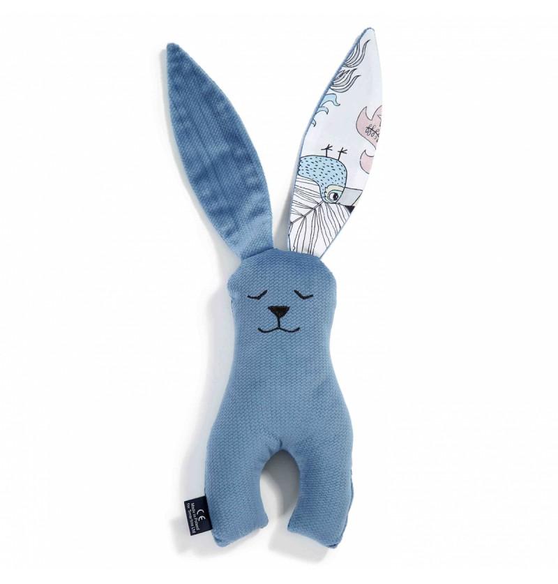La Millou Zabawka królik 21 cm Family Vol. II Denim