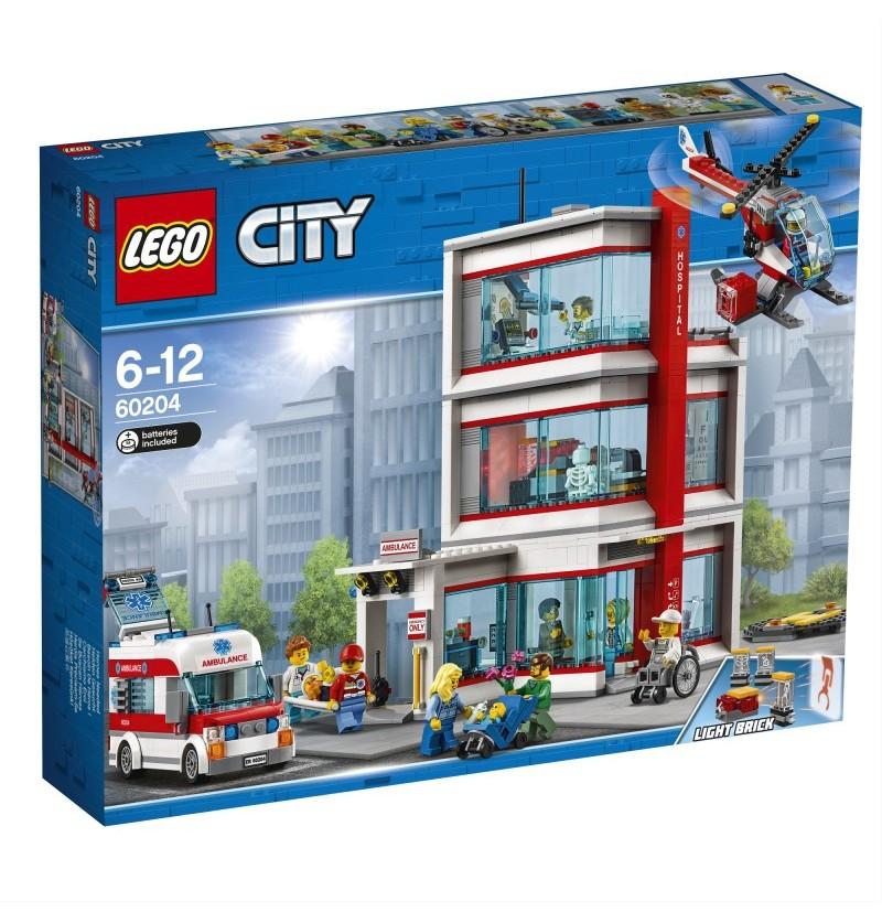 Lego City 60204 Szpital LEGO City