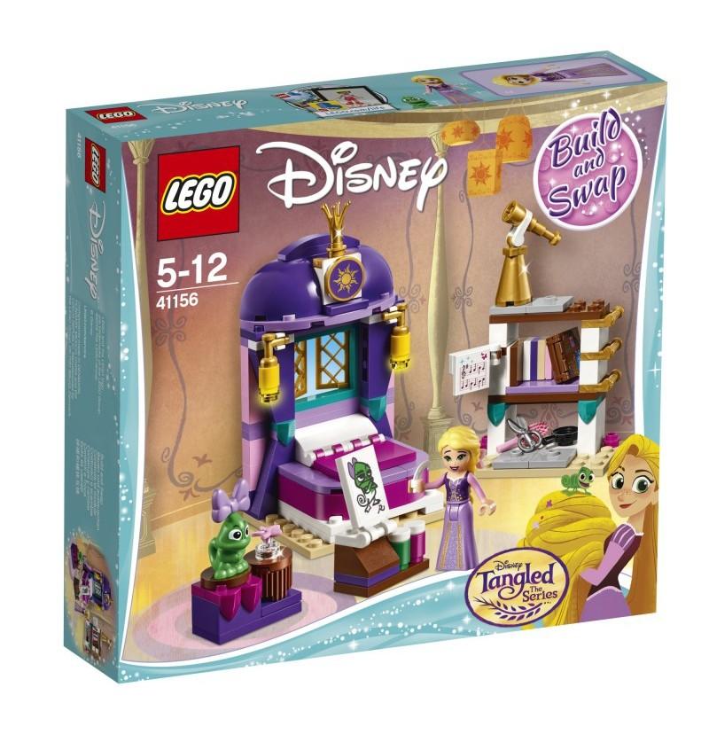 Lego Disney Princess 41156 Zamkowa sypialnia Roszpunki