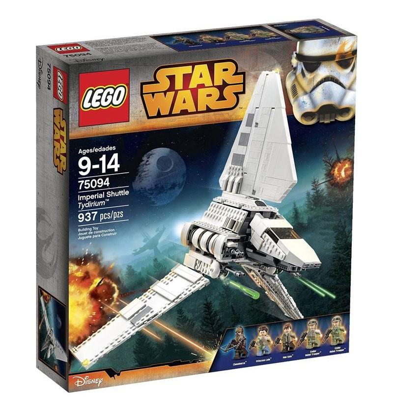 Klocki LEGO 75094 Imperialny wahadłowiec Tydirium
