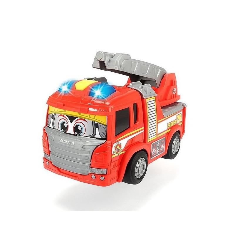 Dickie Happy Scania Wóz strażacki 381-6003