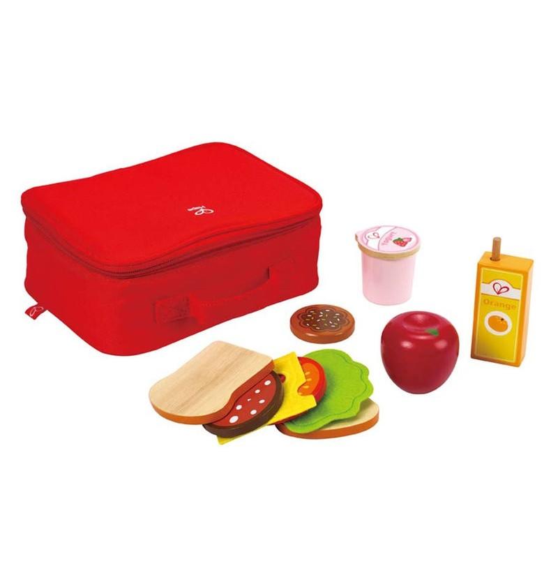 Hape- 3131 Zestaw Lunchbox