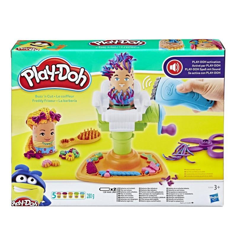 Play-Doh Ciastolina Afera u fryzjera E2930