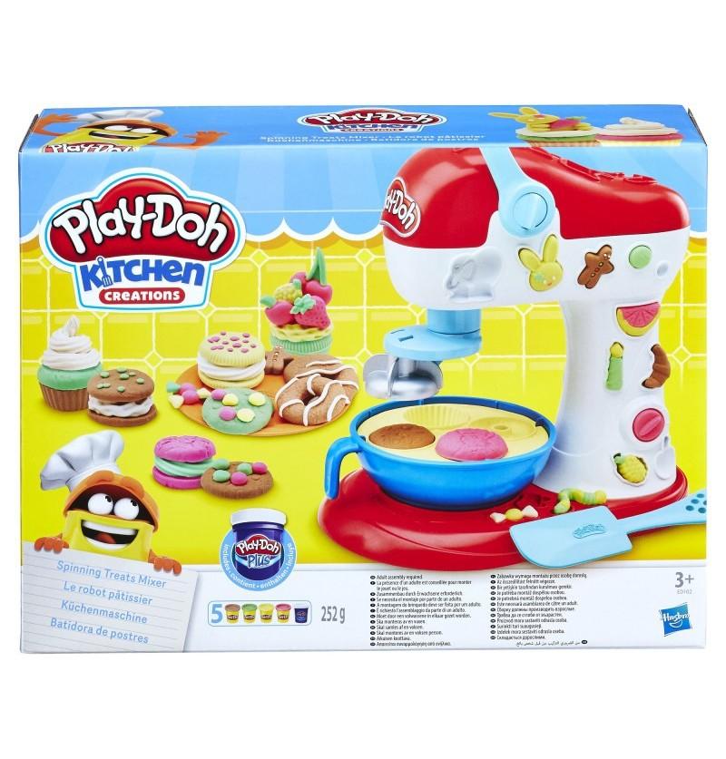 Play-Doh Ciastolina Mikser E0102