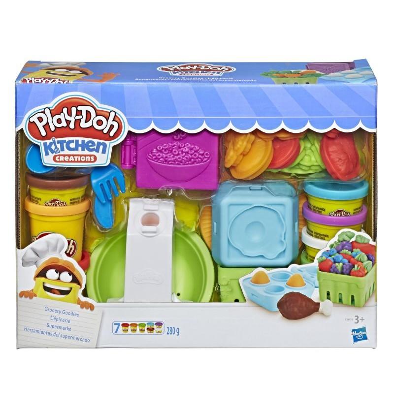 Play-Doh Ciastolina Artykuły Spożywcze E1936