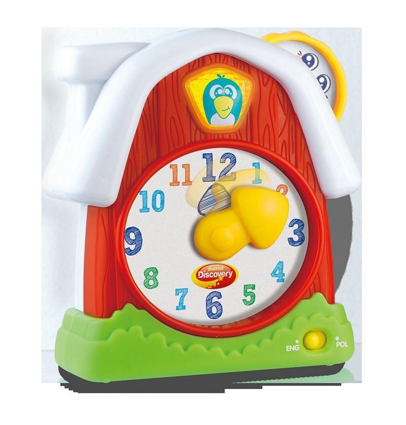 Dumel Mój pierwszy zegar DD 42567
