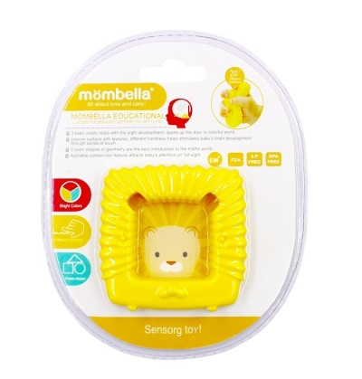 Mombella P8072-1 Gryzak geometryczny lew