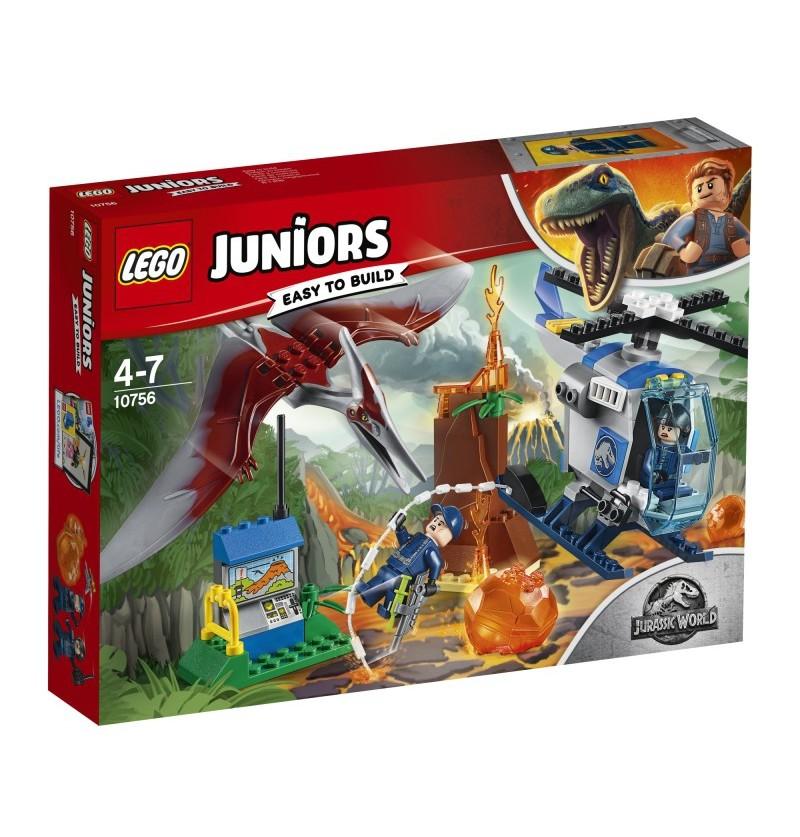 Lego Juniors 10756 Ucieczka przed pteranodonem