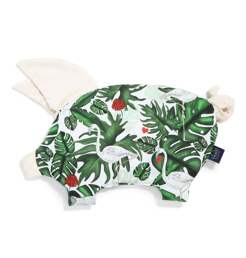 La Millou  PODUSIA SLEEPY PIG - EVERGREEN TIGER - RAFAELLO
