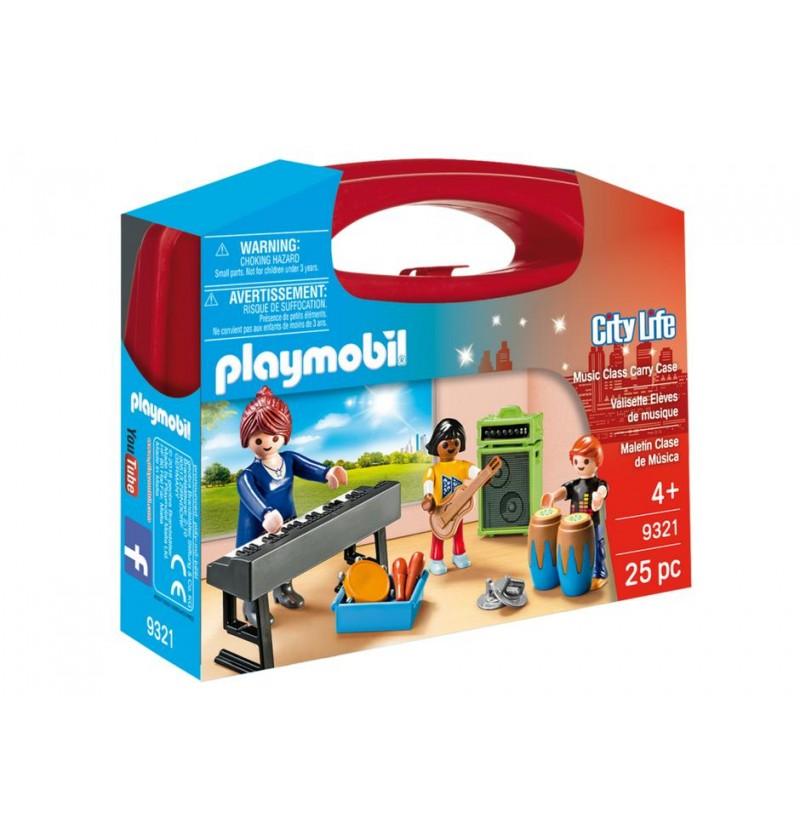Playmobil 9321 Skrzyneczka Lekcja muzyki