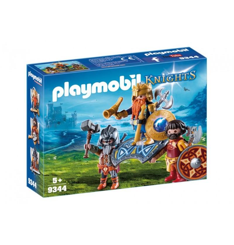 Playmobil 9344 Król krasnoludów
