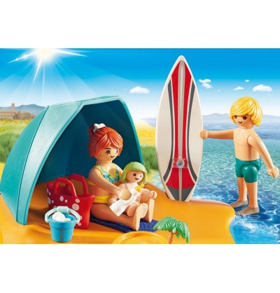 Playmobil 9425 Rodzina na plaży