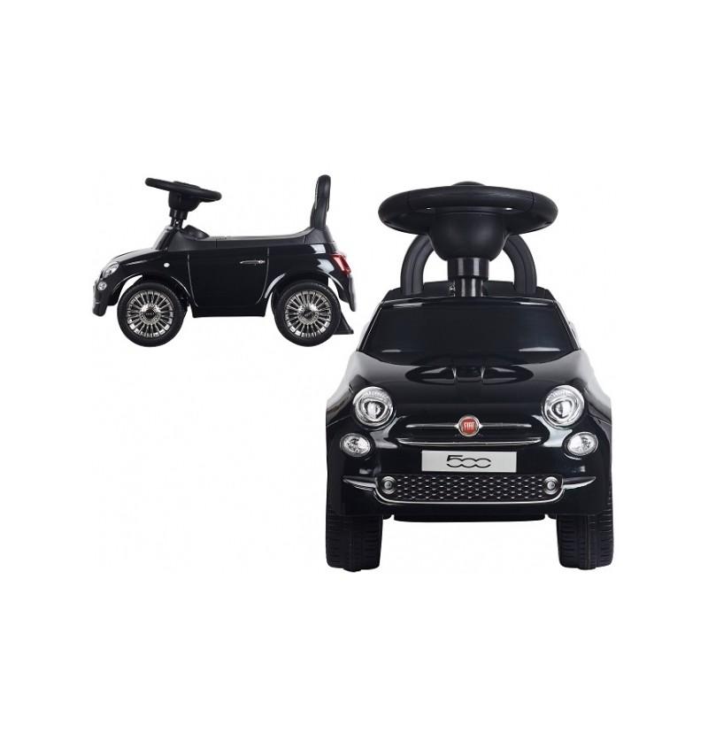 Jeździk 0.26 1.4 Fiat 500 Czarny