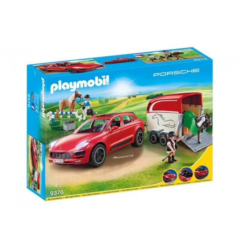 Playmobil -  9376 Porsche Macan GTS