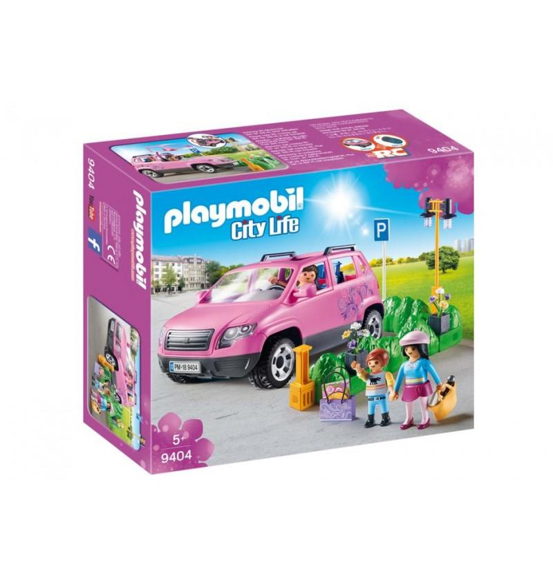 Playmobil -  9404 Samochód rodzinny