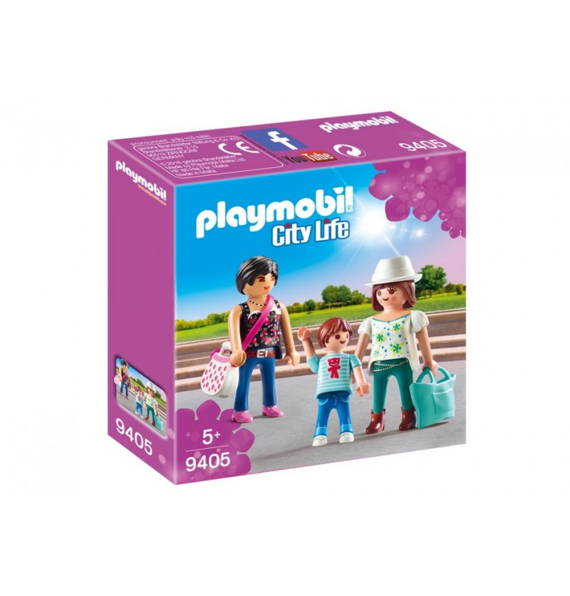 Playmobil - 9405 Shopping Girls
