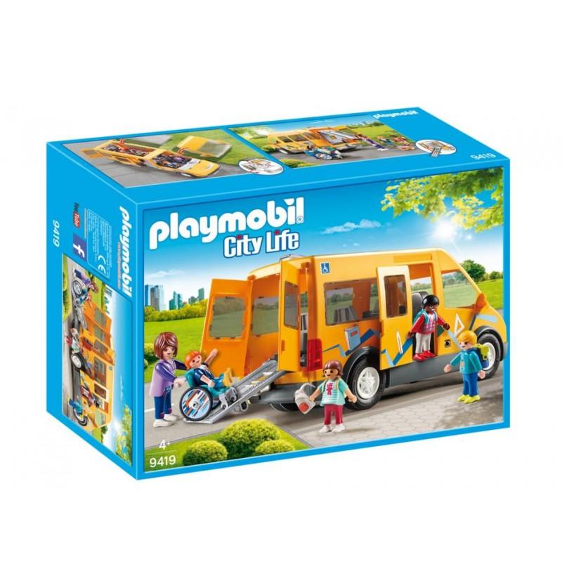 Playmobil - 9419 Autobus szkolny