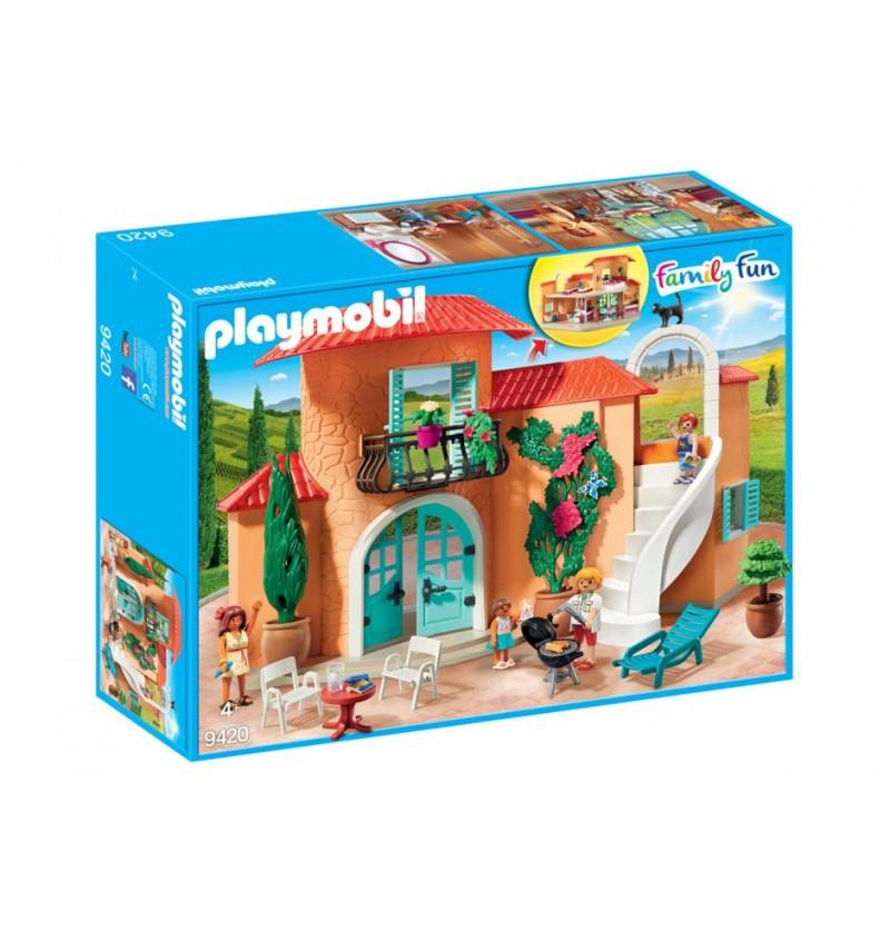Playmobil - 9420 Słoneczna wakacyjna willa