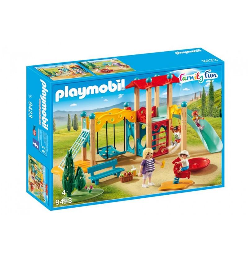 Playmobil - 9423 Duży plac zabaw