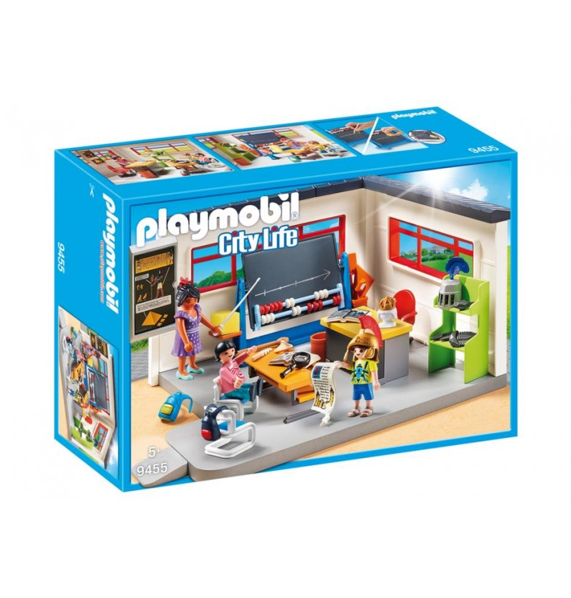 Playmobil - 9455 Sala do lekcji historii