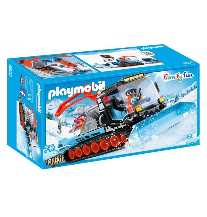 Playmobil -9500 Ratrak