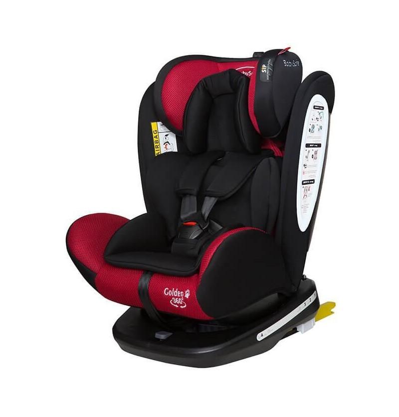 BabySafe Golden 360 Fotelik Samochodowy  0-36kg