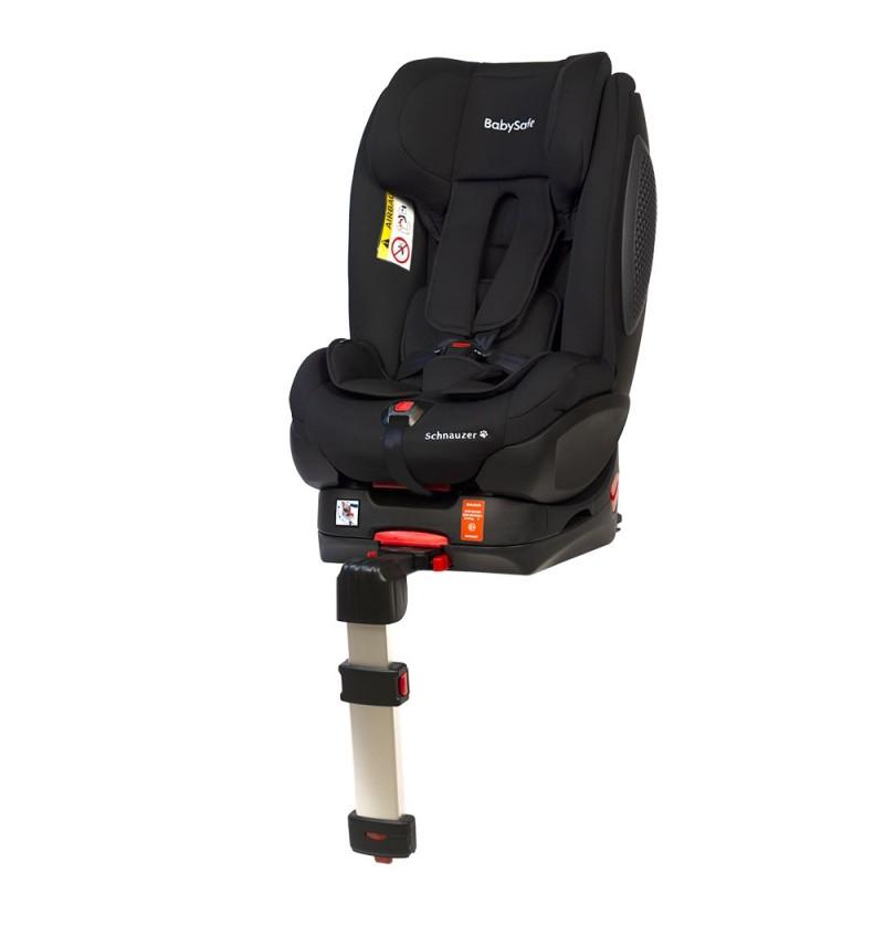 Fotelik BabySafe Schnauzer + Baza ISOFIX 0-18kg