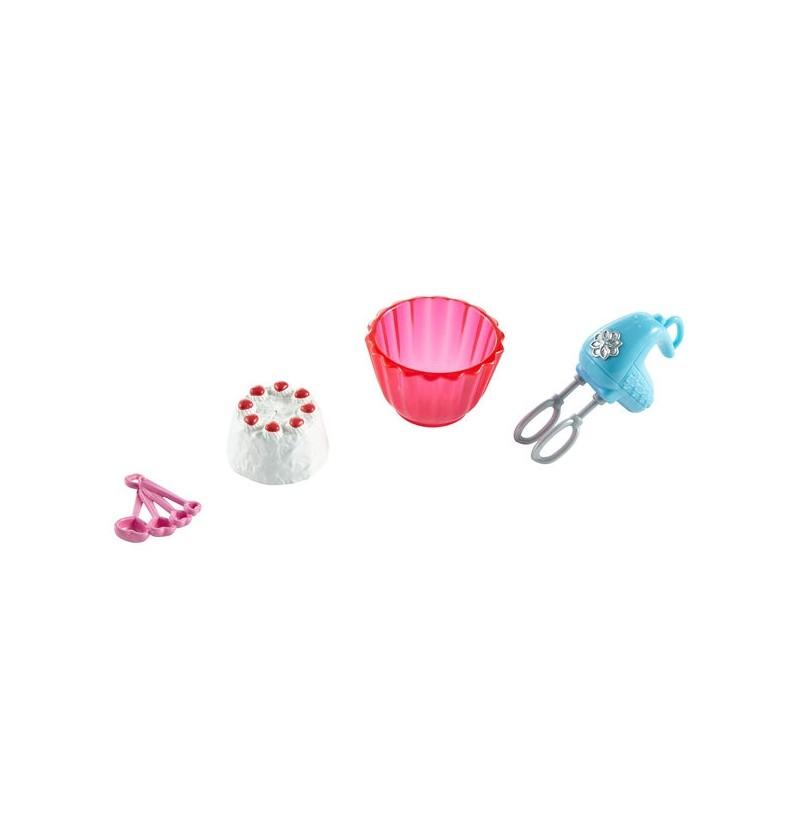 Barbie FHP69 Akcesoria kuchenne