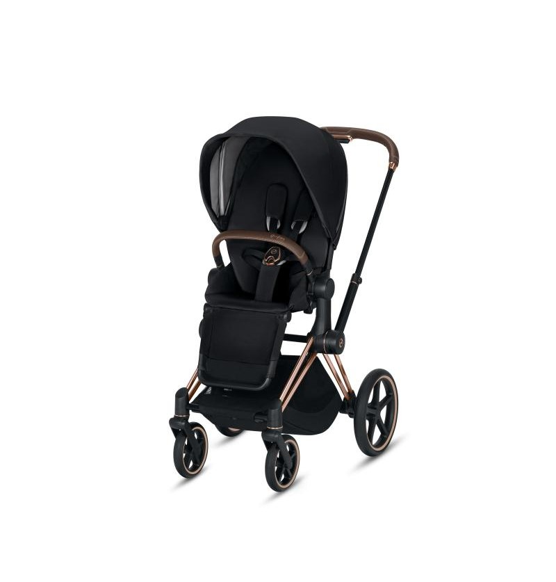 Wózek spacerowy Cybex Priam Premium Black 2.0