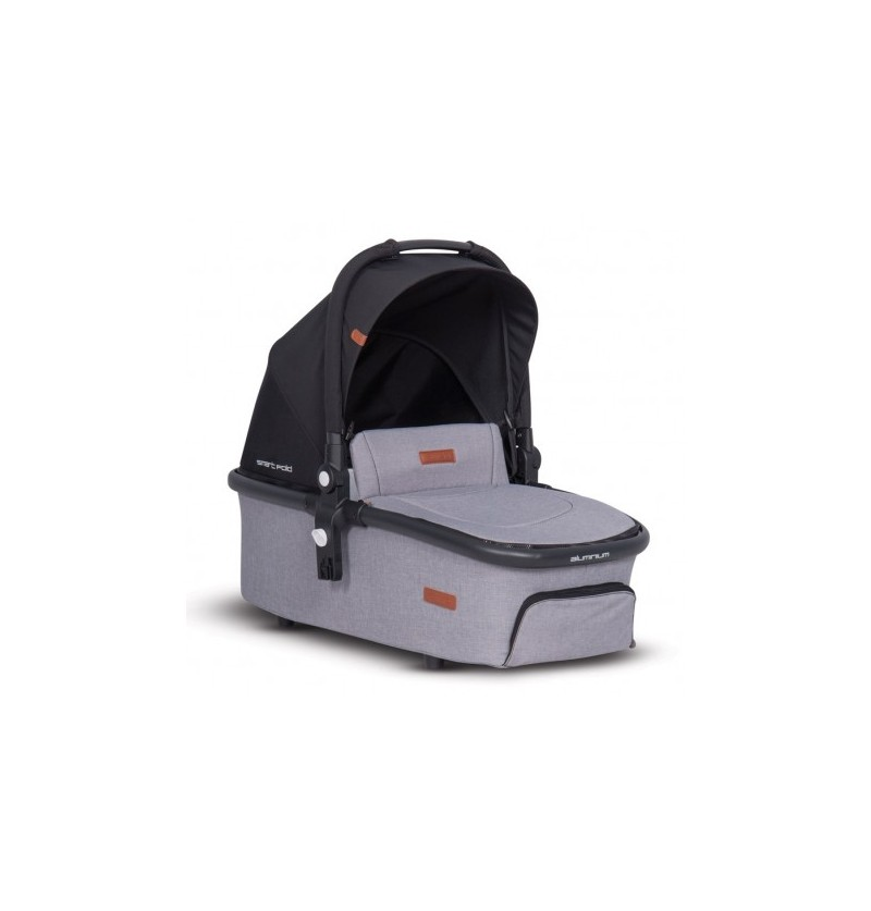 Easy Go Smart Fold Gondola Optimo Air Grey Fox