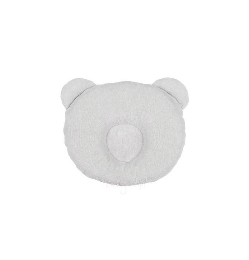 Candide Piti Panda Light Grey Poduszka Zapobiegająca Deformacji Główki