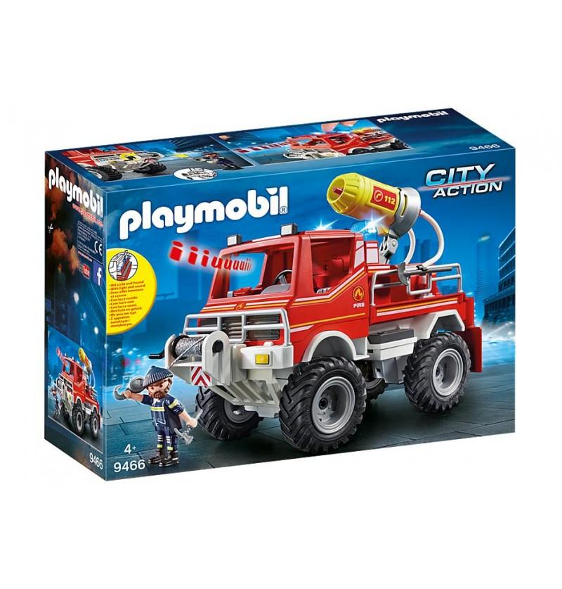 Playmobil - 9466 Terenowy Wóz Strażacki