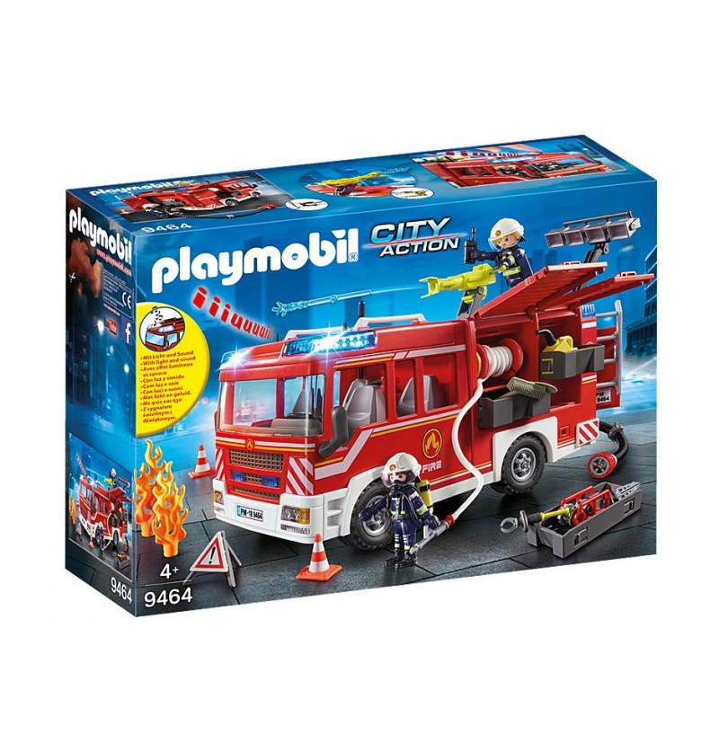 Playmobil - 9464 Pojazd Ratowniczy Straży Pożarnej