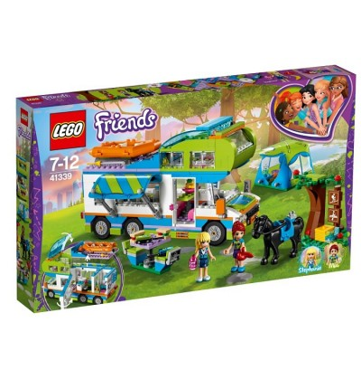 Lego Friends - 41339 Samochód Kempingowy