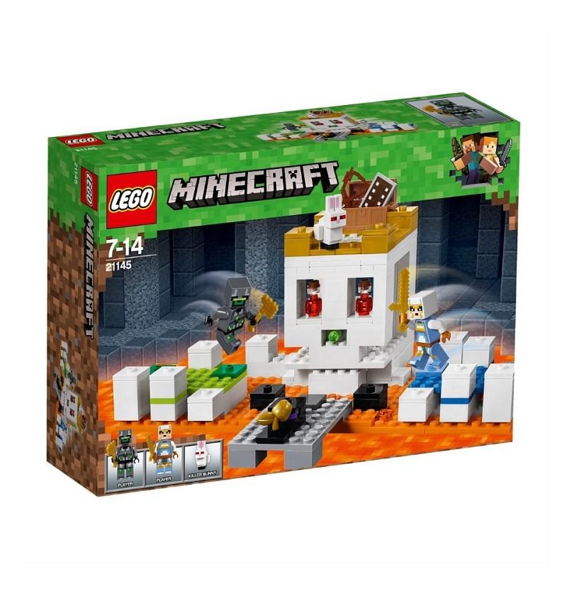 Lego Minecraft - 21145 Czaszkowa Arena