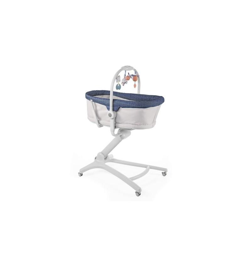 Chicco Baby Hug 4w1 Leżaczek/Fotel/Krzesełko do karmienia