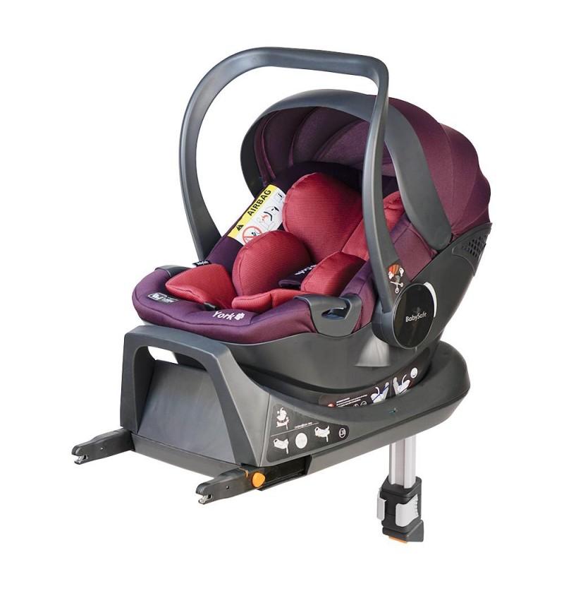 Babysafe York I-Size 0-13KG