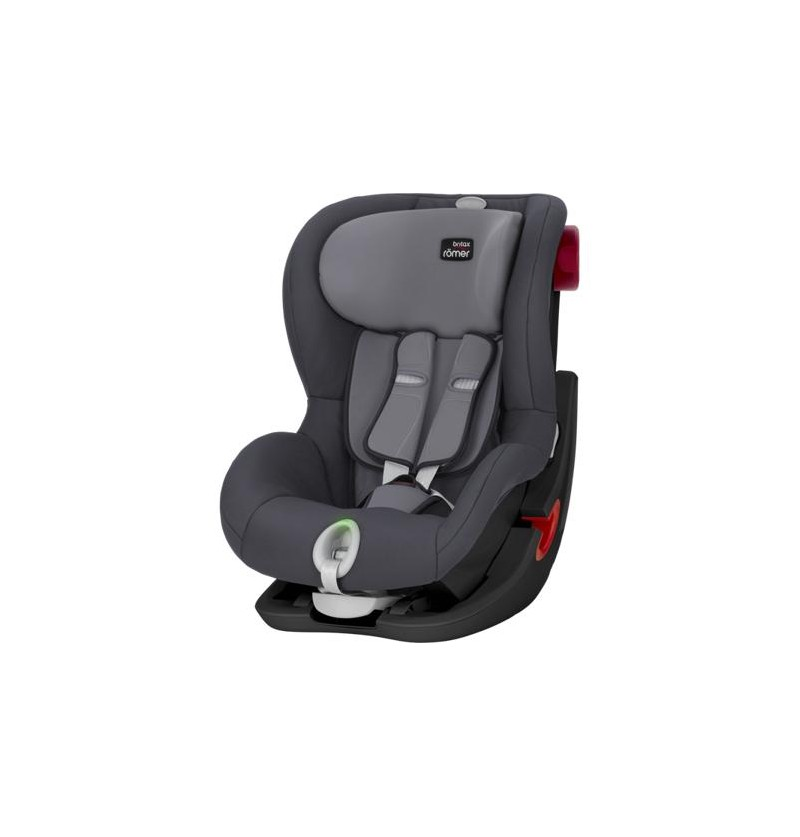 Britax Romer King II LS Plus Black Series Fotelik 9-18kg