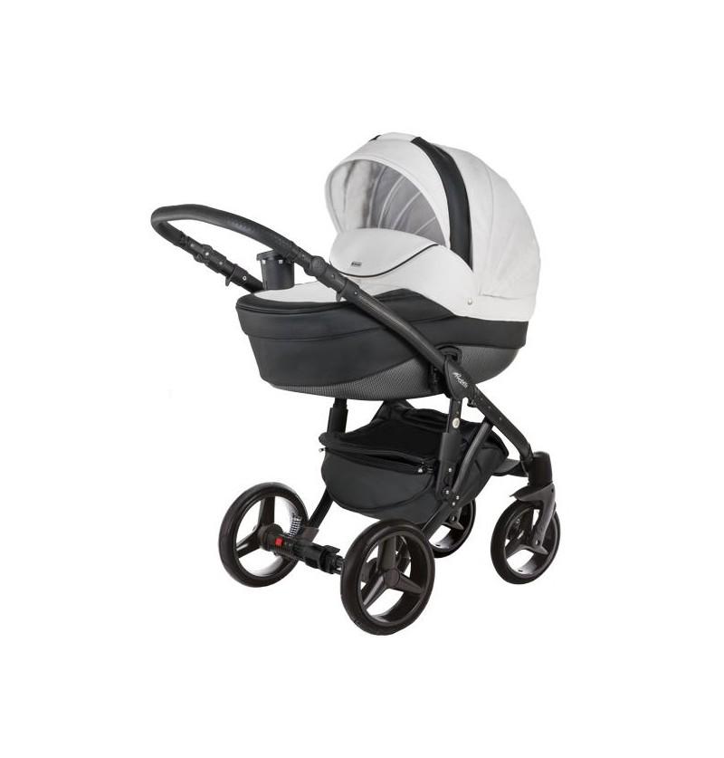 Adamex Barletta Deluxe Wózek Dziecięcy 2w1
