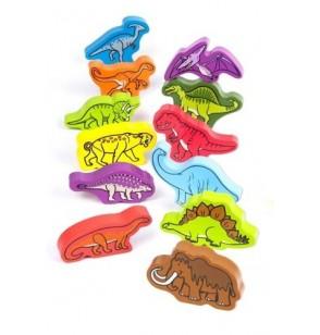 Hape- 0910 Dinozaury