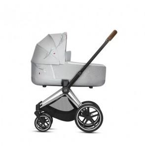 Cybex Priam 2.0 Wózek Głęboko-Spacerowy + Fotelik Samochodowy Cloud Z I-size  0-13kg