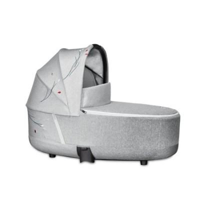 Cybex Priam 2.0 Wózek Głęboko-Spacerowy + Fotelik Samochodowy Cloud Z I-size  0-13kg + Baza Z-Fix