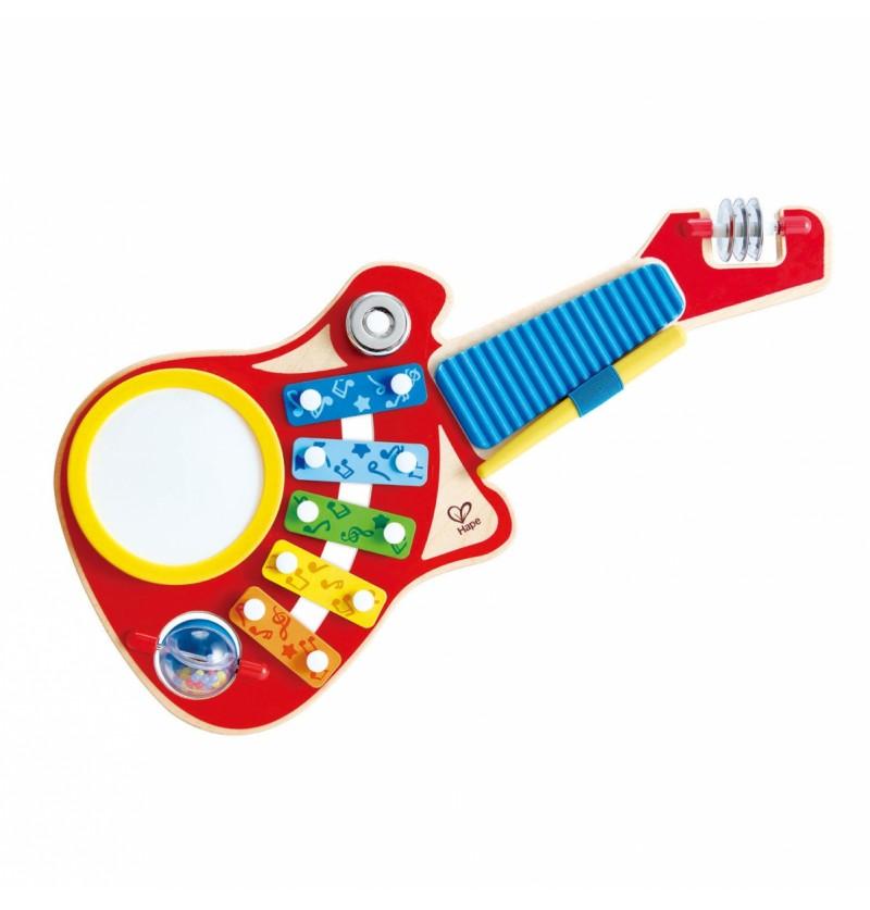 Hape- 0335 Instrument Muzyczny 6w1