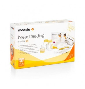 Medela Zestaw startowy Breastfeeding Starter Kit 008.0378